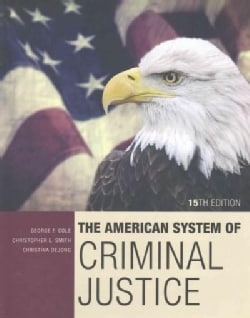 The American System of Criminal Justice (Hardcover)