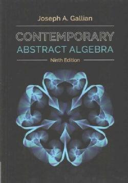 Contemporary Abstract Algebra (Hardcover)