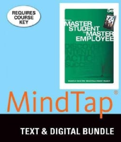 From Master Student to Master Employee + Mindtap College Success, 1 Term 6 Month Printed Access Card