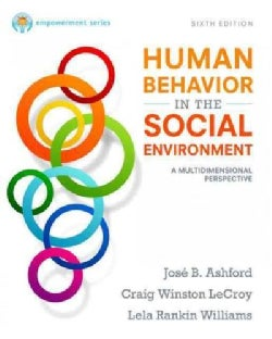 Human Behavior in the Social Environment: A Multidimensional Perspective (Hardcover)