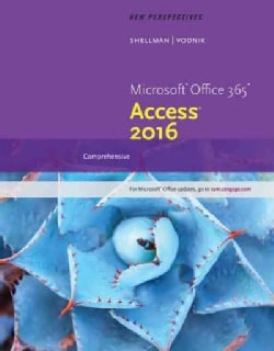 New Perspectives Microsoft Office 365 & Access 2016 (Paperback)