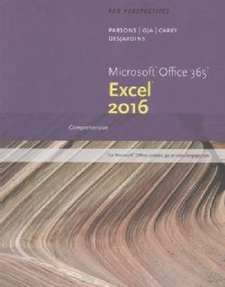 New Perspectives Microsoft Office 365 & Excel 2016 (Paperback)