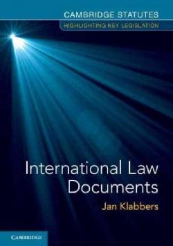 International Law Documents (Paperback)