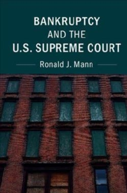 Bankruptcy and the U.S. Supreme Court (Paperback)