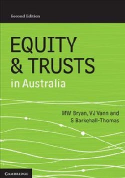 Equity and Trusts in Australia (Paperback)