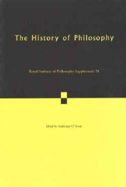 The History of Philosophy (Paperback)