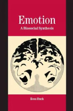 Emotion: A Biosocial Synthesis (Paperback)