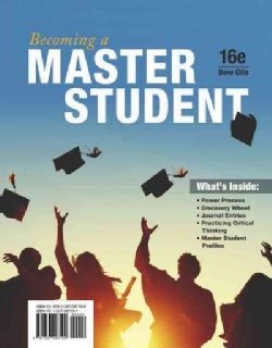 Becoming a Master Student (Paperback)