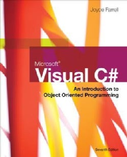 Microsoft Visual C#: An Introduction to Object-oriented Programming (Paperback)