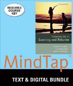 Introduction to Learning and Behavior + Mindtap Psychology, 1-term Access