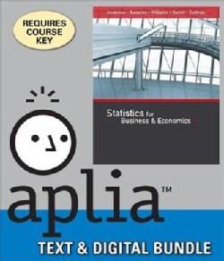 Statistics for Business & Economics + Aplia, 1 Term Access