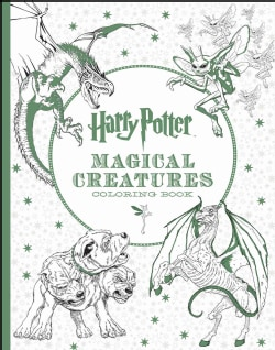 Harry Potter Magical Creatures (Paperback)