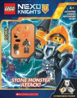 Stone Monster Attack!