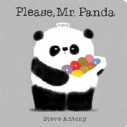 Please, Mr. Panda (Board book)