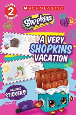 A Very Shopkins Vacation (Paperback)
