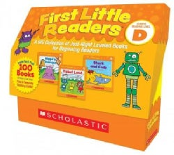 First Little Readers Level D: A Big Collection of Just-right Leveled Books for Beginning Readers