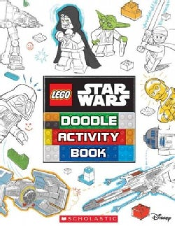 Doodle Activity Book (Paperback)