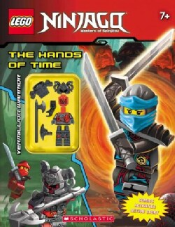 Lego Ninjago The Hands of Time: Activity Book With Minifigure