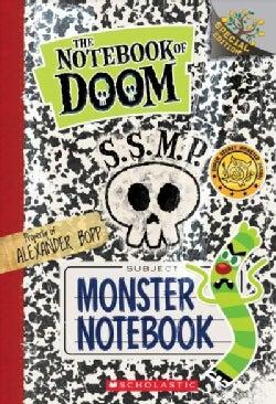 Monster Notebook (Paperback)