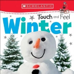 Touch and Feel Winter (Board book)
