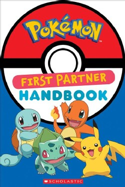 Pokemon First Partner Handbook (Paperback)