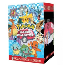 Pokemon Classic Chapter Book Collection (Paperback)