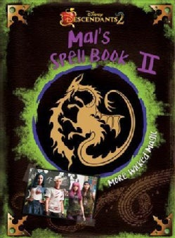 Mal's Spell Book 2: More Wicked Magic (Hardcover)