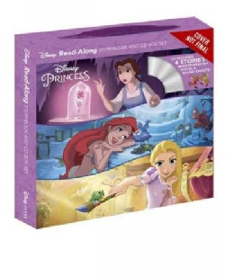 Disney Princess Read-Along Storybook: Beauty and the Beast / Cinderella / Tangled / the Little Mermaid