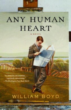 Any Human Heart (Paperback)