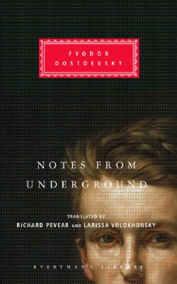 Notes from Underground (Hardcover)