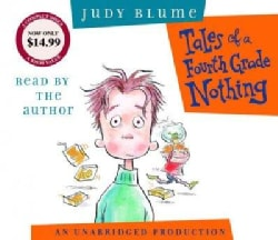 Tales of a Fourth Grade Nothing (CD-Audio)