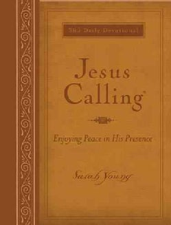 Jesus Calling: Enjoying Peace in His Presence: Devotions for Every Day of the Year (Paperback)