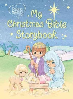 My Christmas Bible Storybook (Board book)