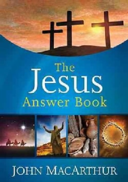 The Jesus Answer Book (Hardcover)