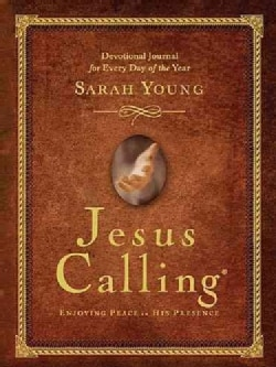 Jesus Calling: Devotional Journal (Hardcover)