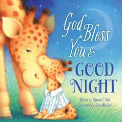 God Bless You & Good Night (Board book)
