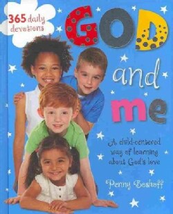 God and Me: 365 Daily Devotions (Hardcover)