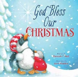 God Bless Our Christmas (Board book)