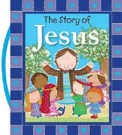 The Story of Jesus (Board book)