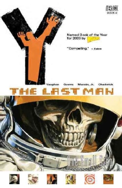 Y the Last Man 3: One Small Step (Paperback)