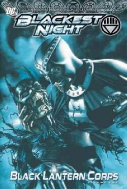 Blackest Night - Black Lantern Corps 1: Black Lantern Corps (Paperback)