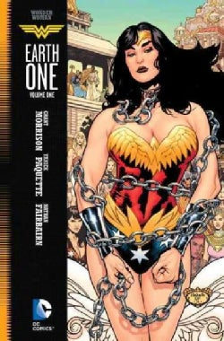 Wonder Woman Earth One 1 (Hardcover)