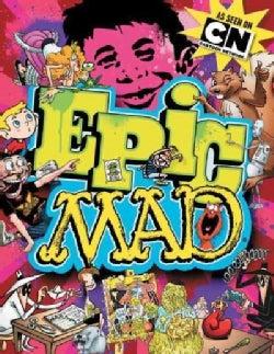 Epic Mad (Paperback)