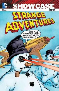 Showcase Presents 2: Strange Adventures (Paperback)