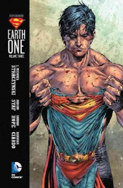 Superman Earth One 3 (Hardcover)
