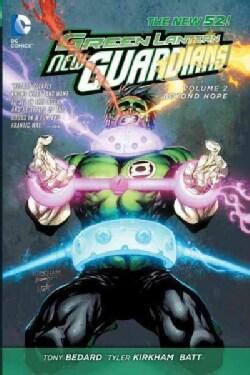Green Lantern New Guardians 2: Beyond Hope (Paperback)
