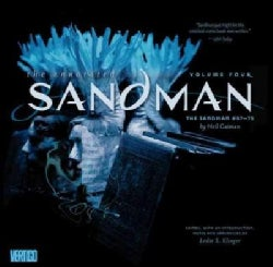 The Annotated Sandman (Hardcover)