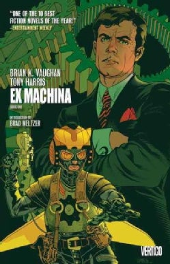 Ex Machina 1 (Paperback)
