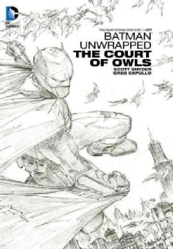 Batman Unwrapped: The Court of Owls (Hardcover)