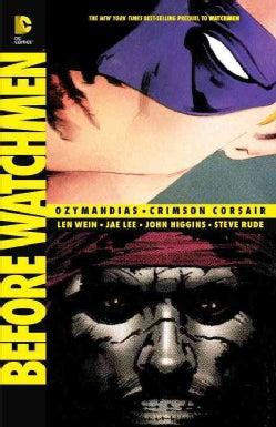 Before Watchmen: Ozymandias/Crimson Corsair (Paperback)
